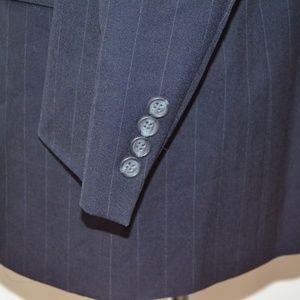 Jos. A. Bank Suits & Blazers - Jos A Bank 44R Sport Coat Blazer Suit Jacket Navy
